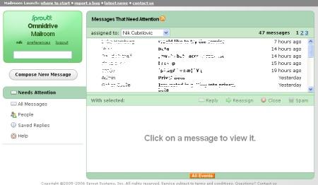 Sproutit Screenshot