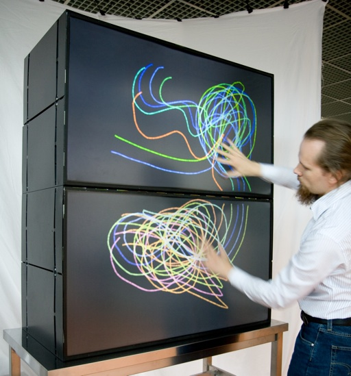 MultiTouch Two Cells