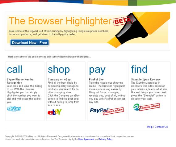 Browserhighlighter.com