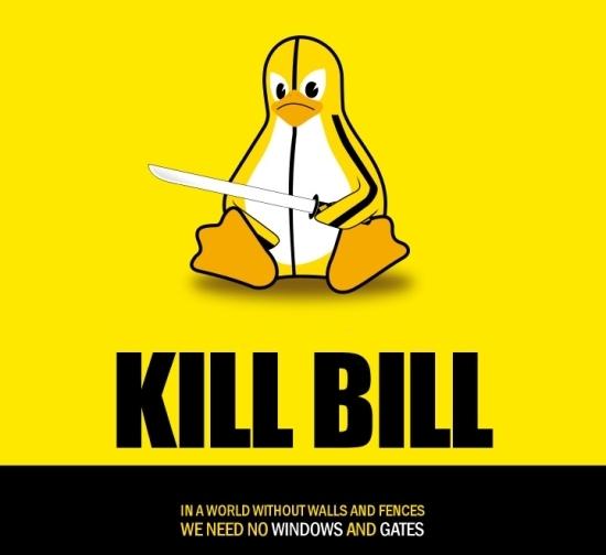 linux-kill-bill