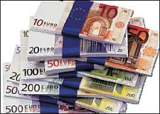 a_stack_of_euros