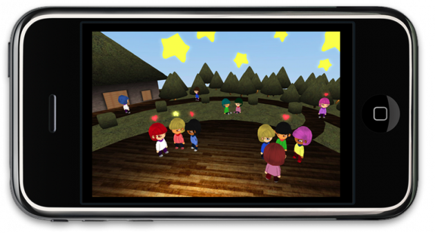 sparkle_iphone_first_virtual_world