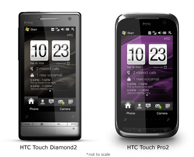 new-htc-touch-2s