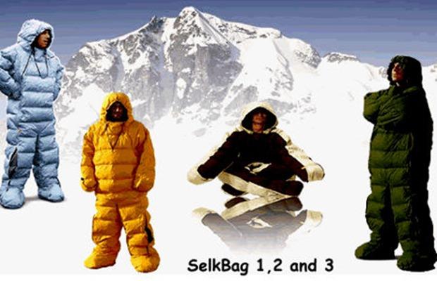 sleeping bag coats