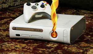 xbox 360 fire ring