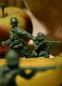 armymen