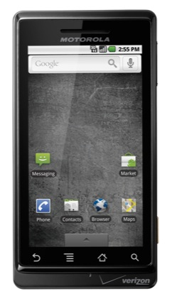 scaled.Droid by Motorola Front VZW Home