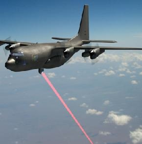 airplane-with-laser