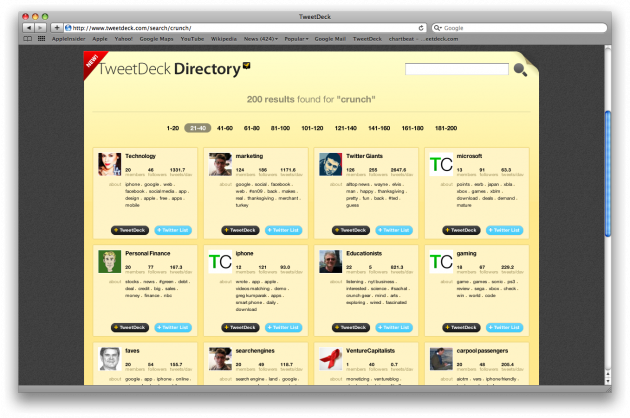 TD-Directory-Search