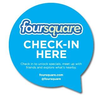Foursquare-Checkin-TIG-Global-Blog