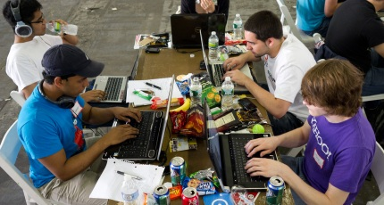TechCrunch Disrupt Hackathon
