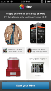 Mine App Screenshot_2