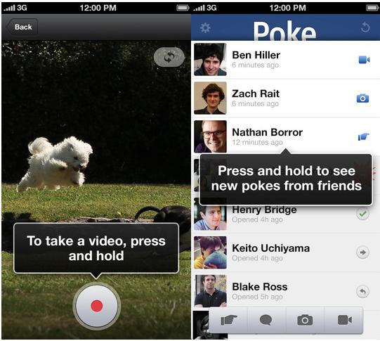 Poke Screenshots