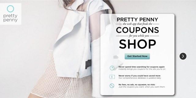 Pretty Penny website