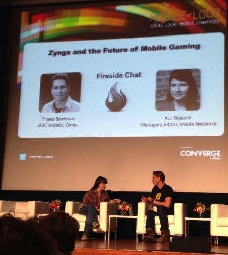 Zynga at Mobile-Loco