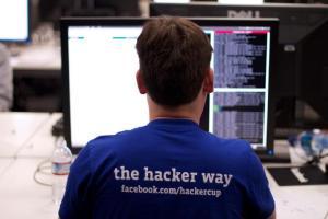 hacker way t shirt