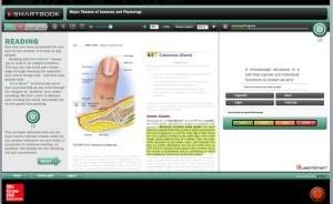 MHE SmartBook screenshot 2