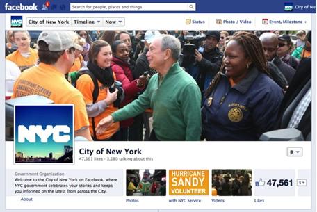 NYCGovFacebook