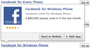 Old Facebook Mobile Stats Hovercards