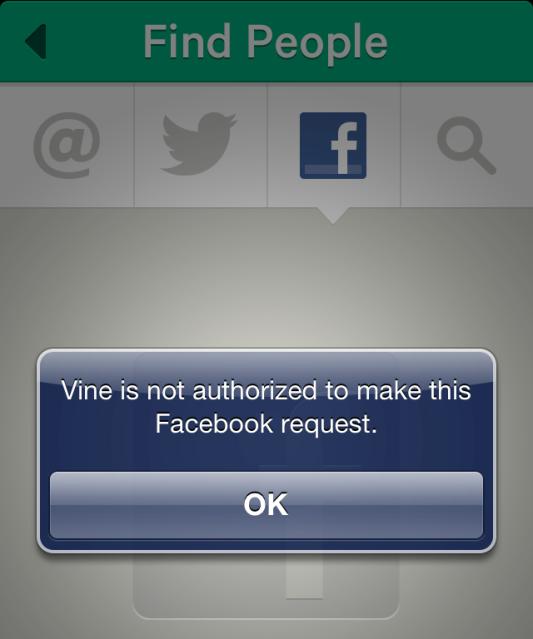 Vine Blocked