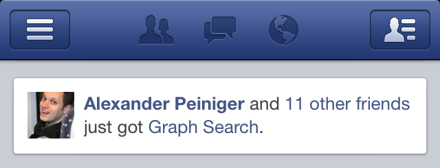 Facebook Graph Search Viral Story