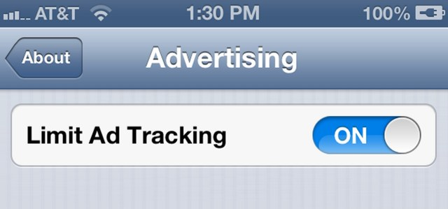 limit-ad-tracking