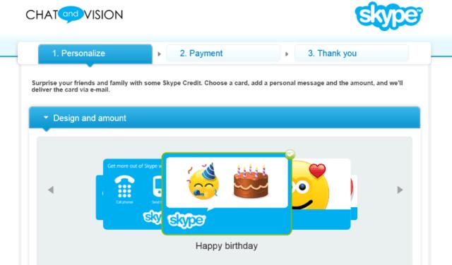 skype-gift cards