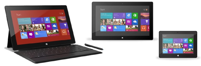 surface-family