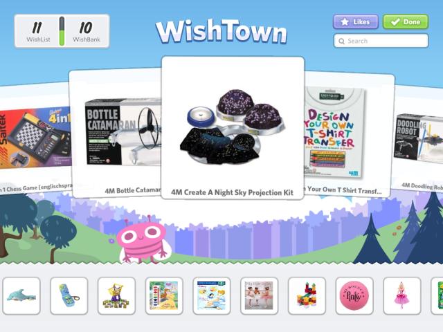 WishPop - WishTown