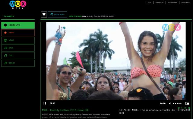 MOX Screenshot