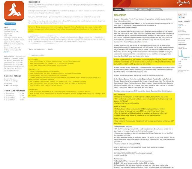 site-descriptions