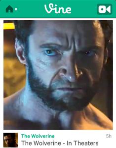 Wolverine Vine Done
