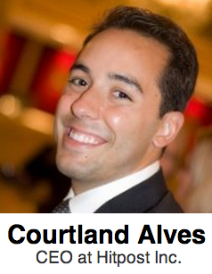 Courtland Alves CEO Hitpost