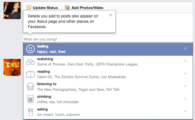 Facebook Emoticon Sharing 2