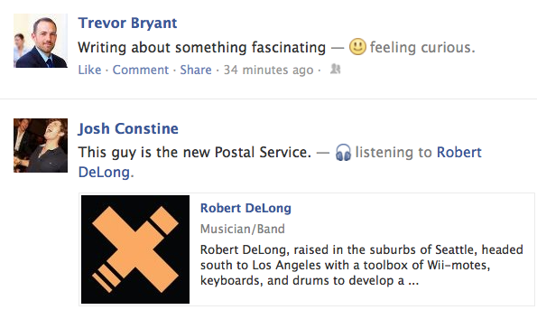 Facebook Emotions Posts