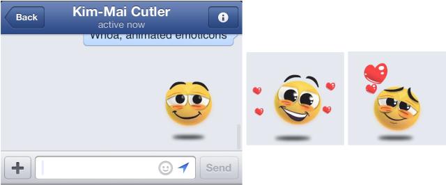 Facebook Sticker Animation