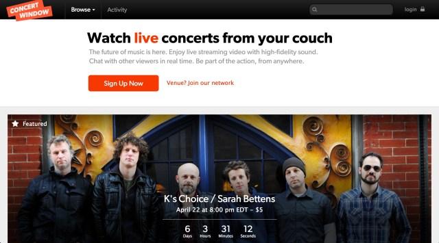 HomepageScreenshot