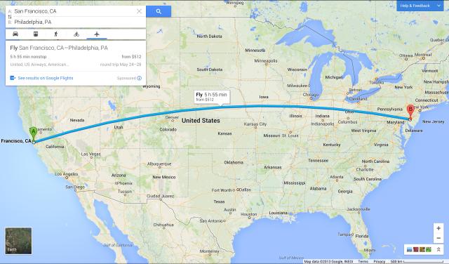 US - Flight Search