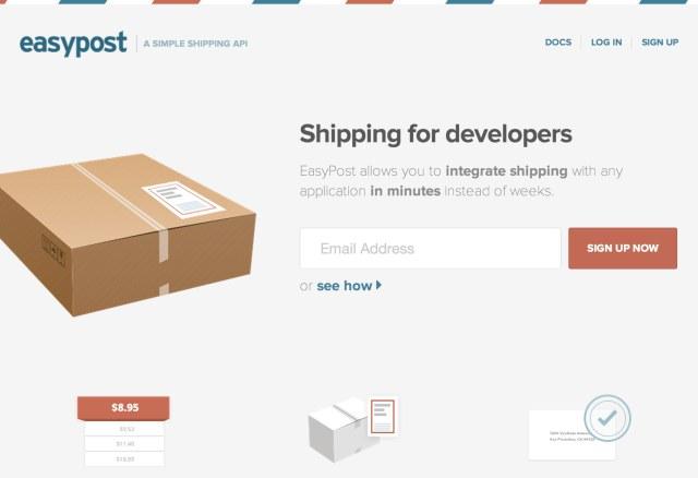EasyPost-web