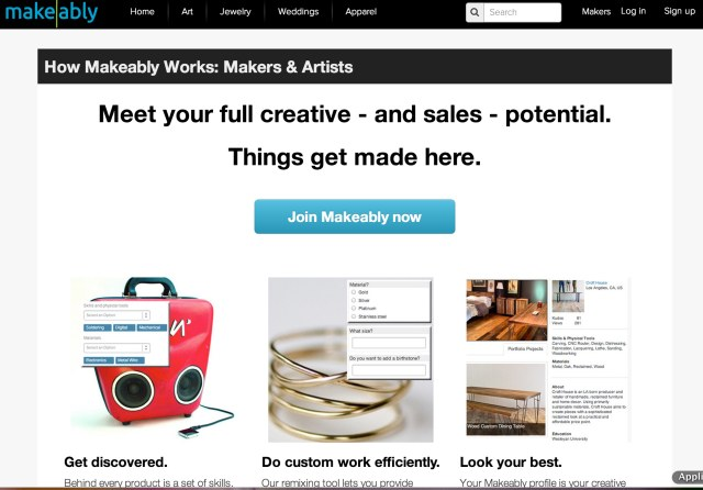 Makeably-homepage