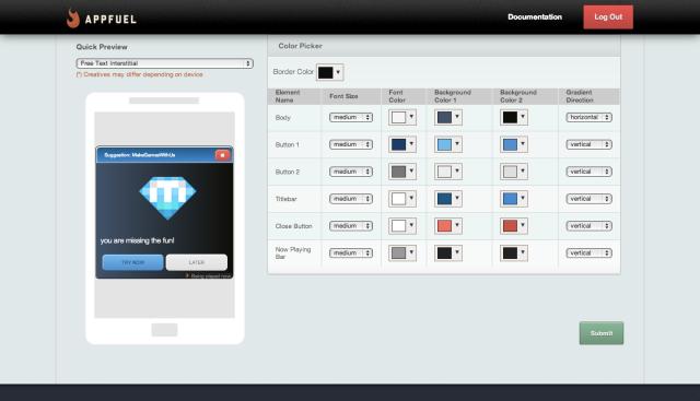 appfuel screenshot