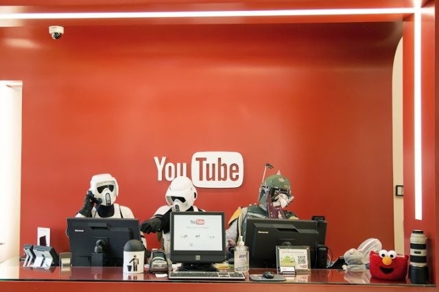 youtube course of the force