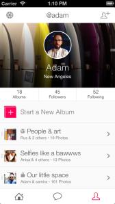 albumatic profile