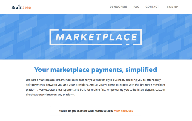 Braintree-Marketplace