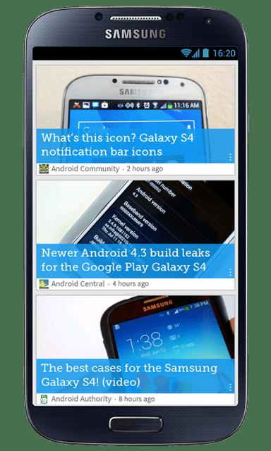 Drippler - Galaxy S4