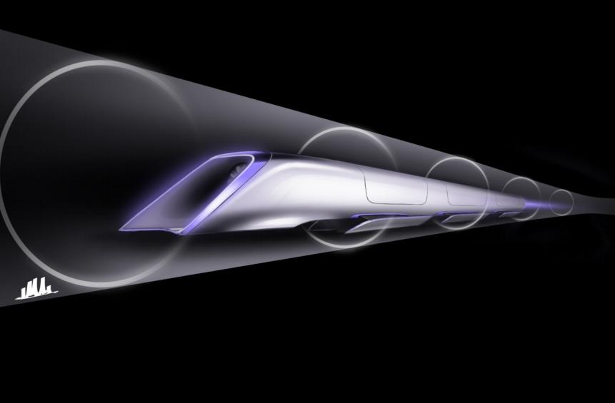 hyperloop-car