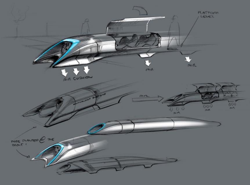 hyperloop-design