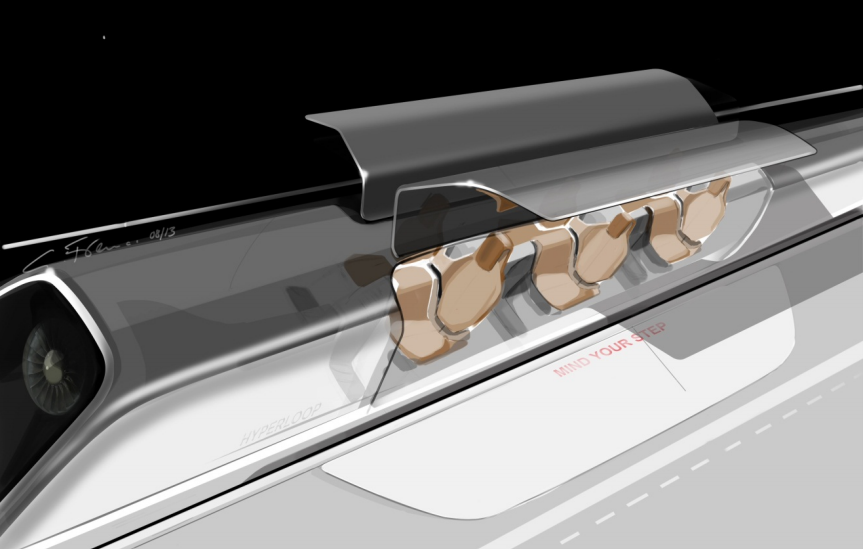 hyperloop-interior