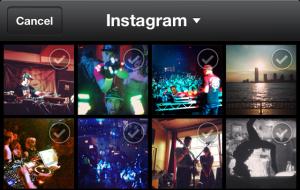 Instagram Photo Reel