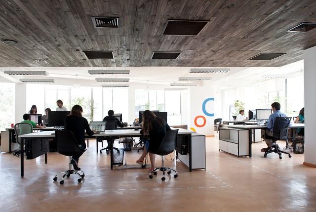 ComparaOnline headquarters in Santiago